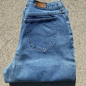 Vintage Lee Highwaisted Mom Jeans